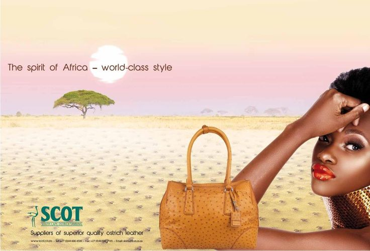An advertisement from one of our recent campaigns.