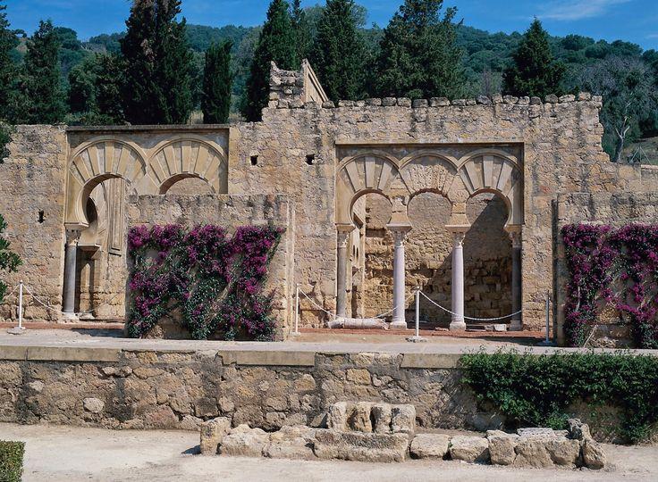 Resultado de imagen de palacio medina azahara