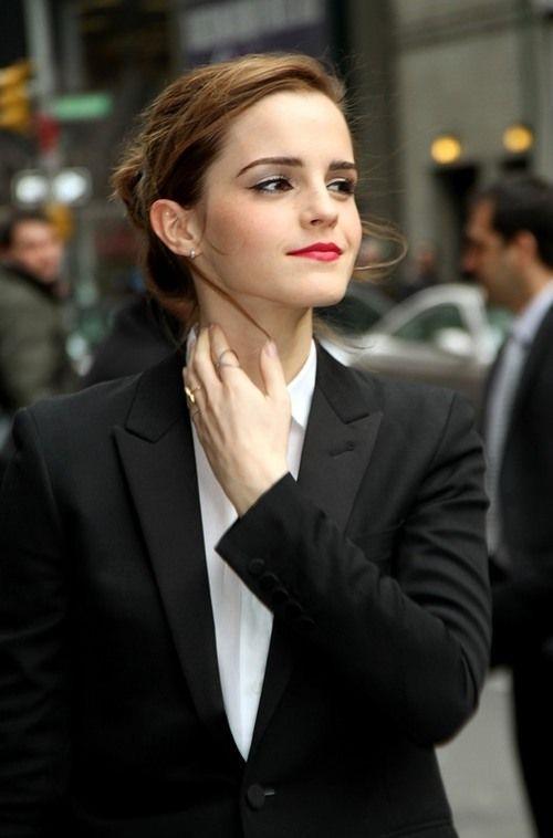 Inspirations #4 : Emma Watson, beauté moderne... - RED JOURNAL