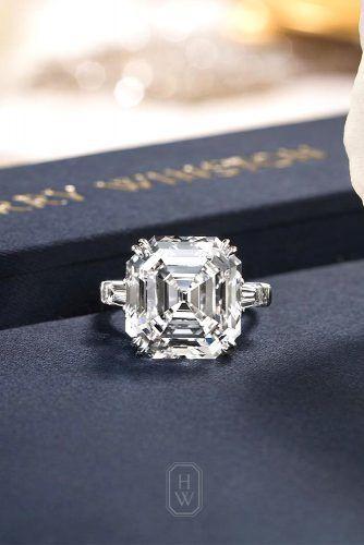 9 Popular Engagement Rings: Modern Engagement Rings For Women