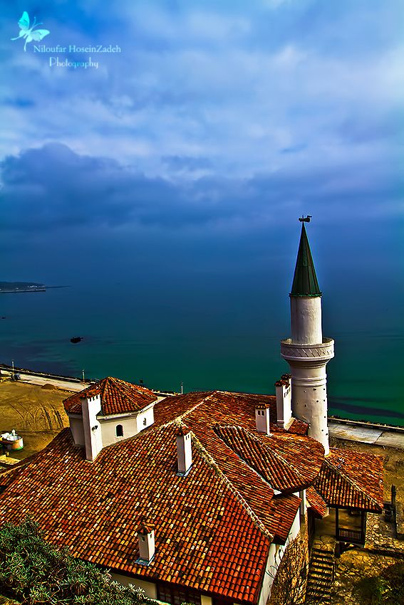 Palace of Balchik -Bulgaria