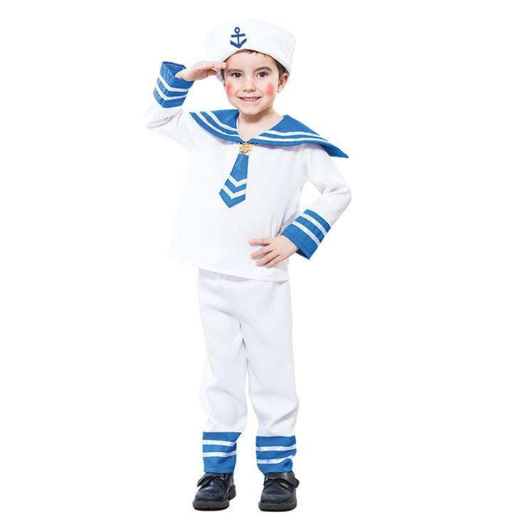 Kostüm Matrosen Junge
