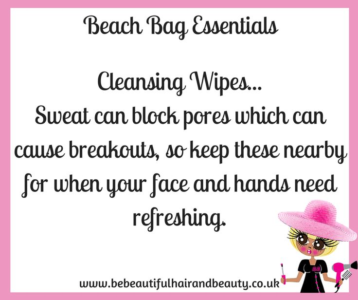 Summer Beach Bag Essentials Tip #7