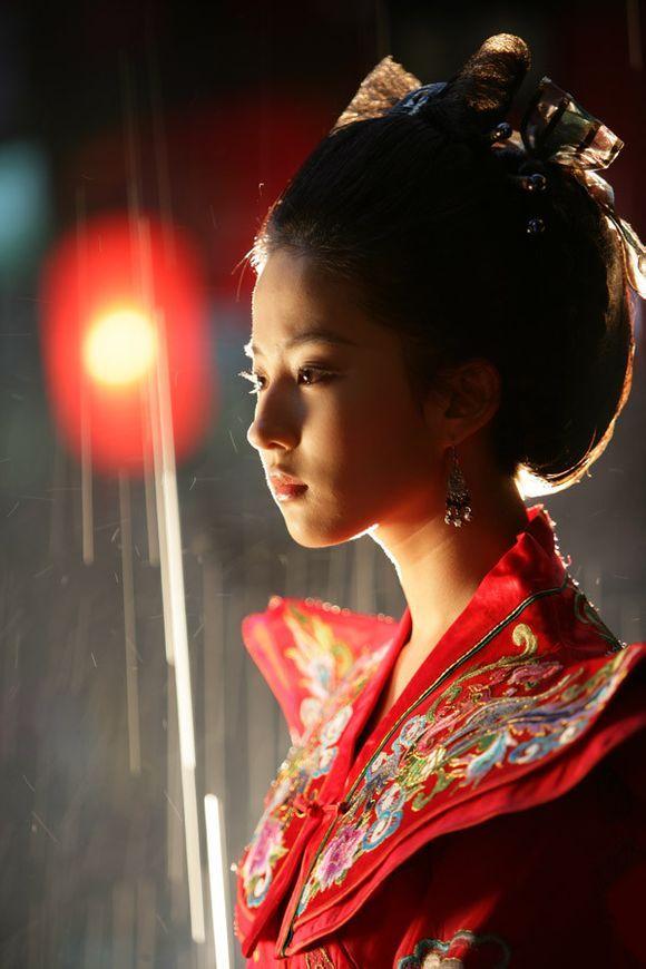Liu YiFei (Crystal Lau) 刘亦菲