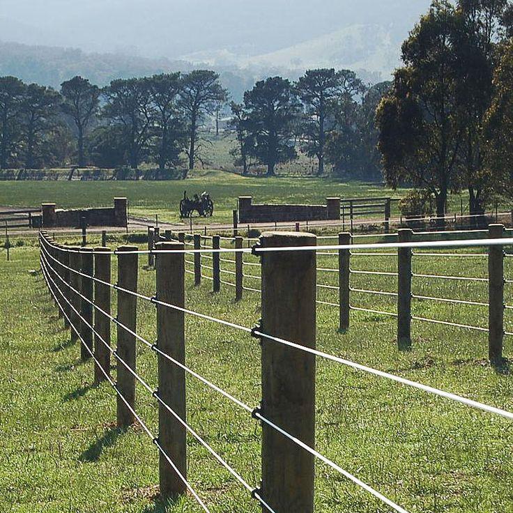 Pro-Tek Braided Electric Fence | Backyard fences, Horse ...