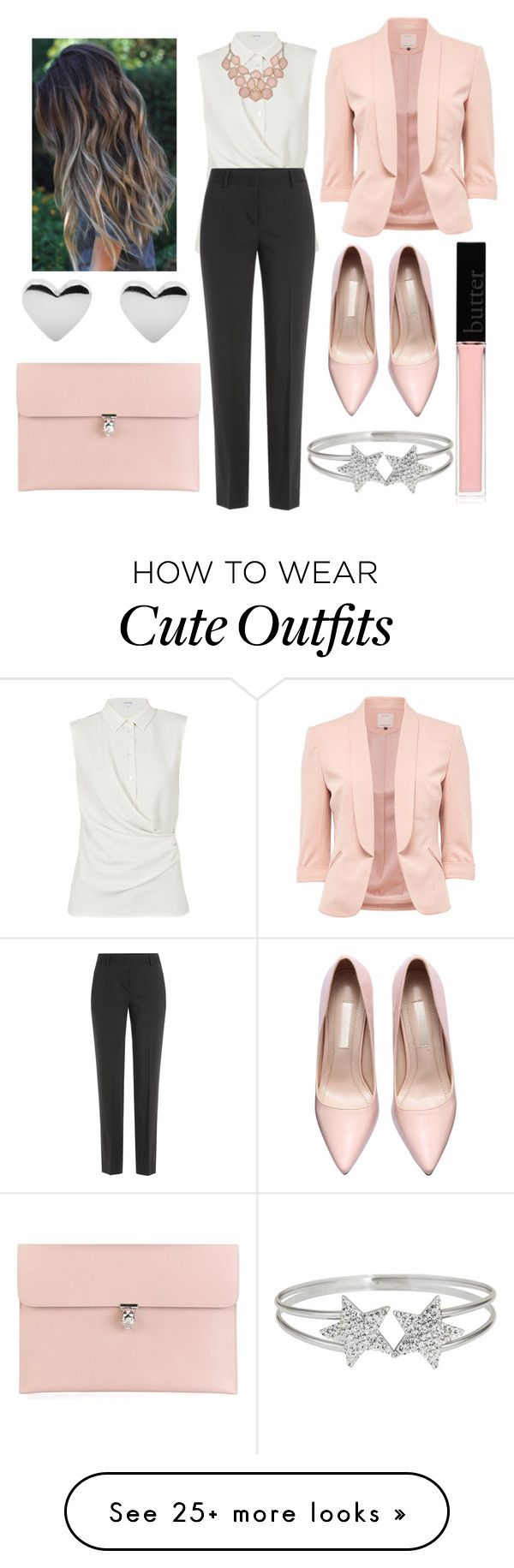 """Cute Outfit #78"" by misspolyvoric on Polyvore featuring Carven, DKNY, Butter London, Alexander McQueen, women's clothing, women, female, woman, misses and juniors"