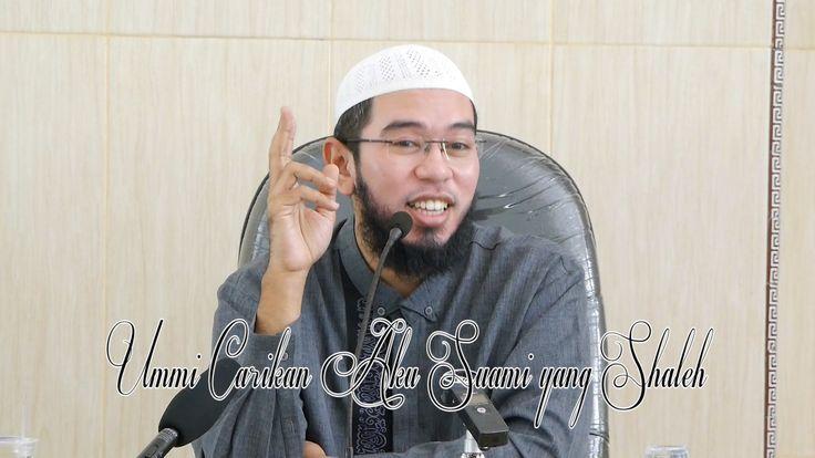 Kajian Pra Nikah : Tips Mencari Pasangan dan Mantu Ideal - ustadz Muhamm...