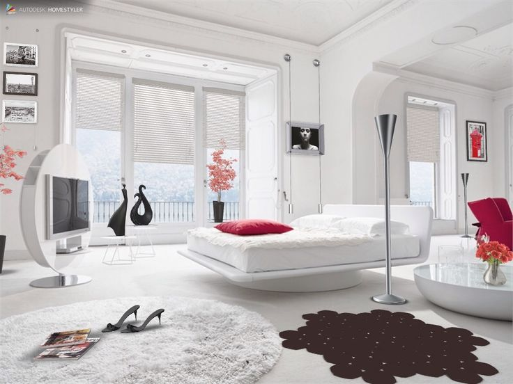 """Check out my #interiordesign """"Red and white """" from #Homestyler http://www.homestyler.com/designstream/redirector?id=12ab984f-1dba-4d82-94e1-83dbc008336e_type_1&track=ios_share"""