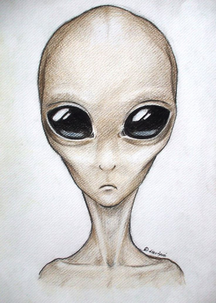 I'm totally in love with aliens and UFOlogy I made this drawing just few hours ago during my Art lessons dewilish.deviantart.com/art/Gr… here you can find my another alien drawing hope you l...