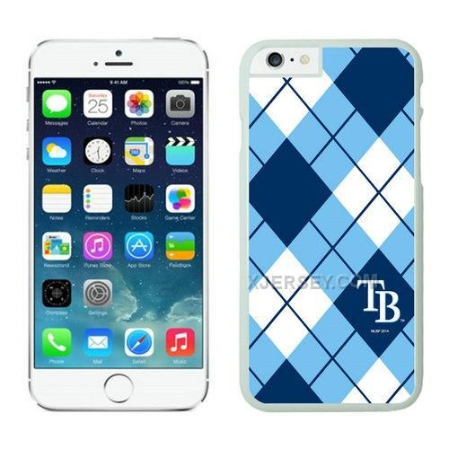 http://www.xjersey.com/tampa-bay-rays-iphone-6-cases-white.html TAMPA BAY RAYS IPHONE 6 CASES WHITE Only $21.00 , Free Shipping!