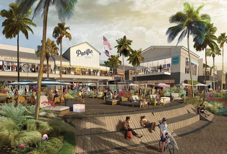Huntington Beach - Pacific City