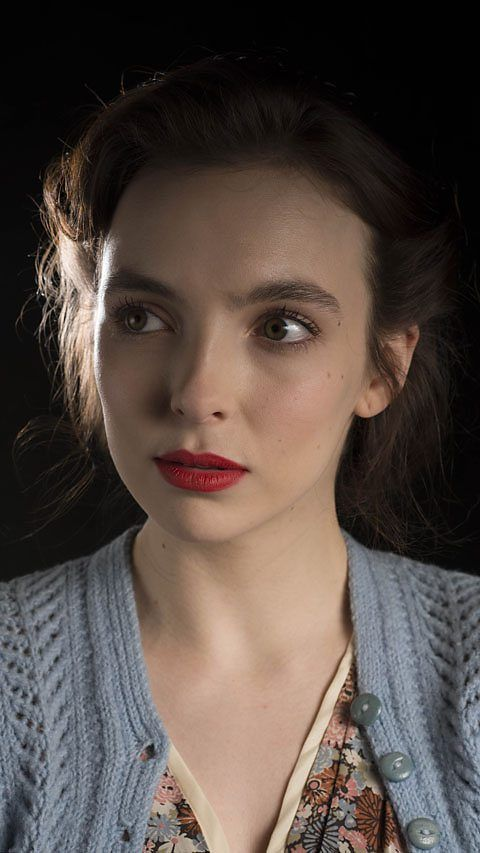 Jodie Comer as Beryl Evans on Rillington Place