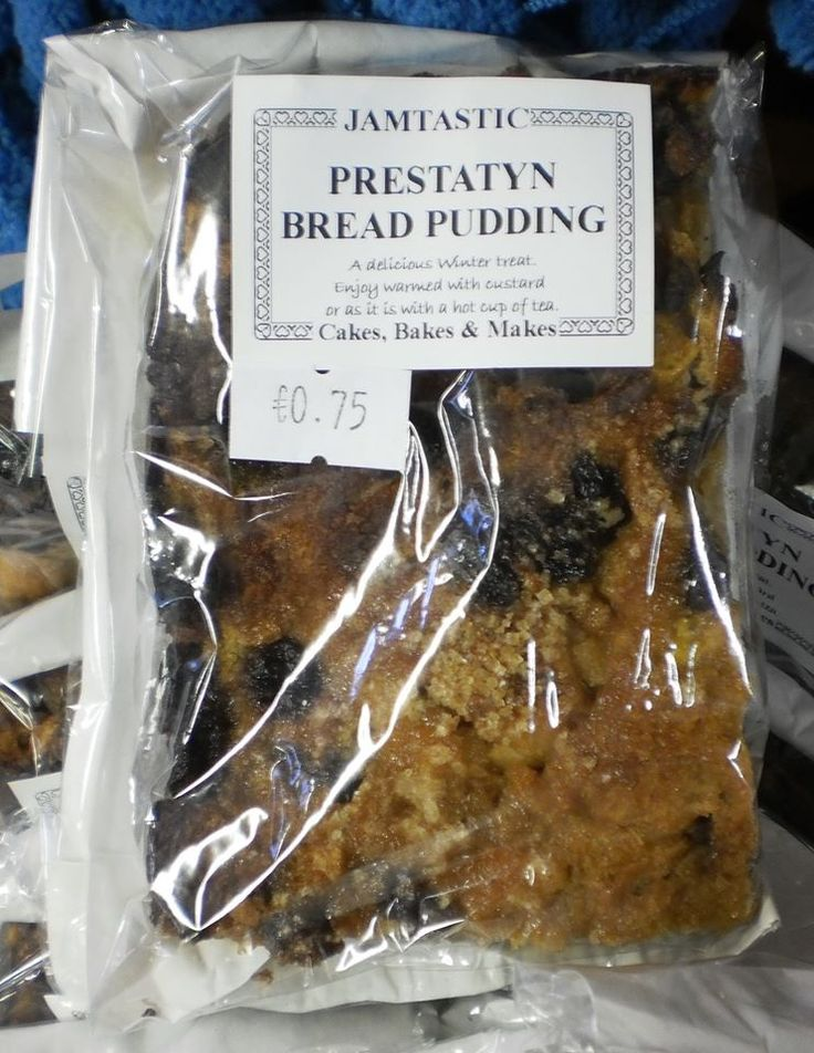 Prestatyn Bread Pudding mmmmm