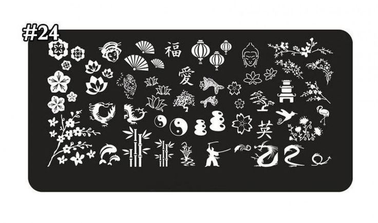 1 Sets Good Popular Hots New Nails Art Stickers Full Designs Decoration Tool Decals Model Tian Xin-24 ** You can get additional details at the image link.