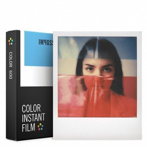 Pellicule couleurs pour Appareil Polaroid type P600