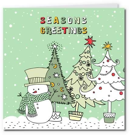Free printable Xmas cards 2 | Homemade Gifts Made Easy