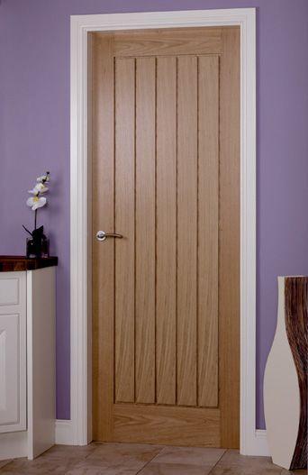 Mexicana Dordogne Oak Interior Door
