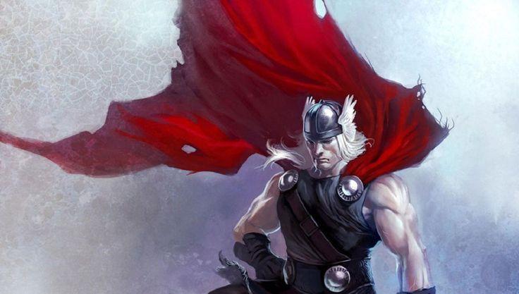 """Thor: Las Edades del Trueno"" (Matt Fraction y otros, Panini Comics)"