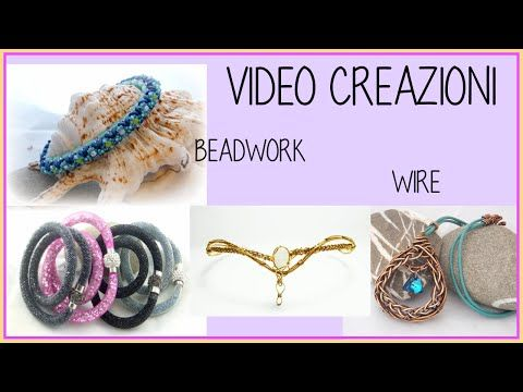 "Tutorial - Come realizzare una Rondella di Superduo o Twin - DIY - ""Arisa"" Beaded Pandora Bead - YouTube"