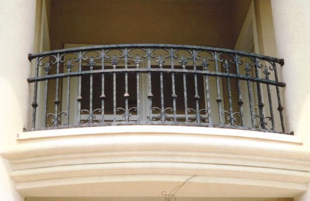 Custom Aluminum Deck Railing Built To Your Exact Opening Or Application We Work With Architects