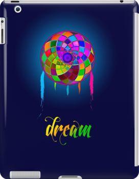 Dream - iPad case
