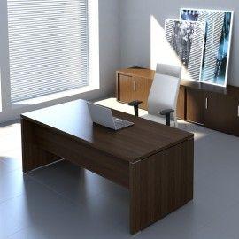QUANDO to rozwiązania zapewniające komfort pracy. Znakomicie pasuje do nowoczesnych wnętrz w minimalistycznym klimacie.