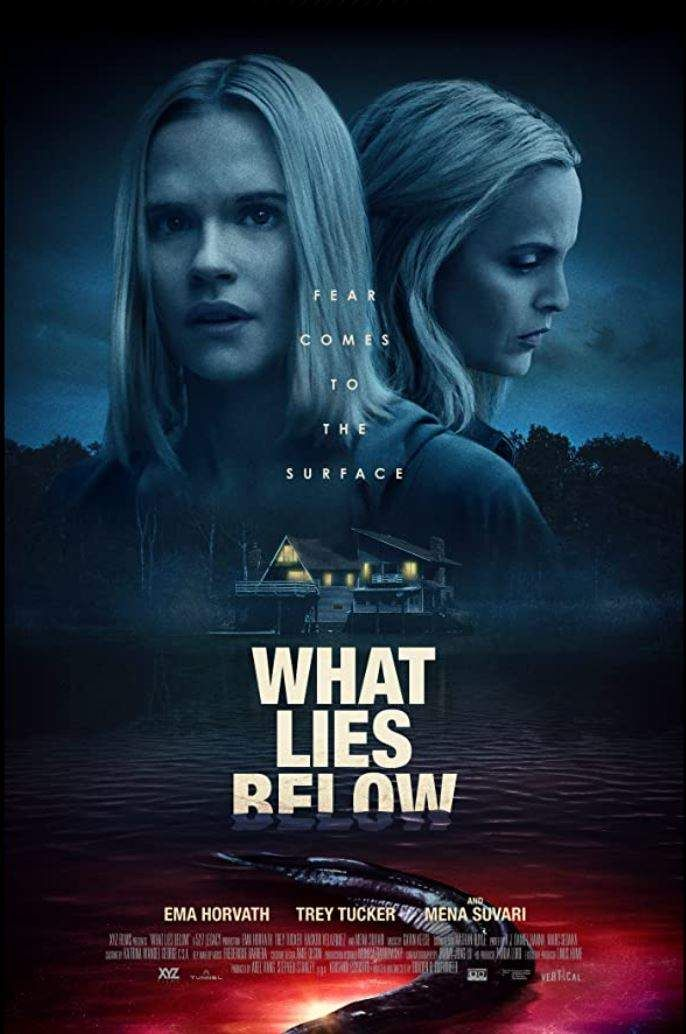 What Lies Below 2020 Dir Below Movie Thriller Movie Thriller Movies
