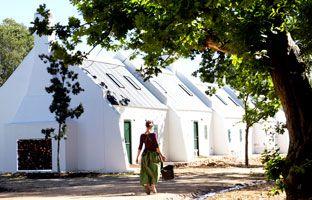 Old Dutch Farm in South Africa