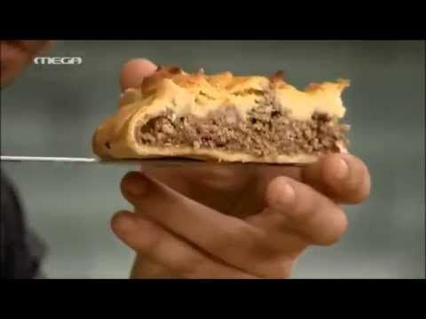ΚΑΝΤΟ ΟΠΩΣ Ο ΑΚΗΣ: Ανοιχτή κιμαδόπιτα με καραμελωμένα κρεμμύδια