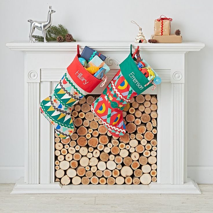 63 best Christmas Stockings images on Pinterest | Patrón libre ...