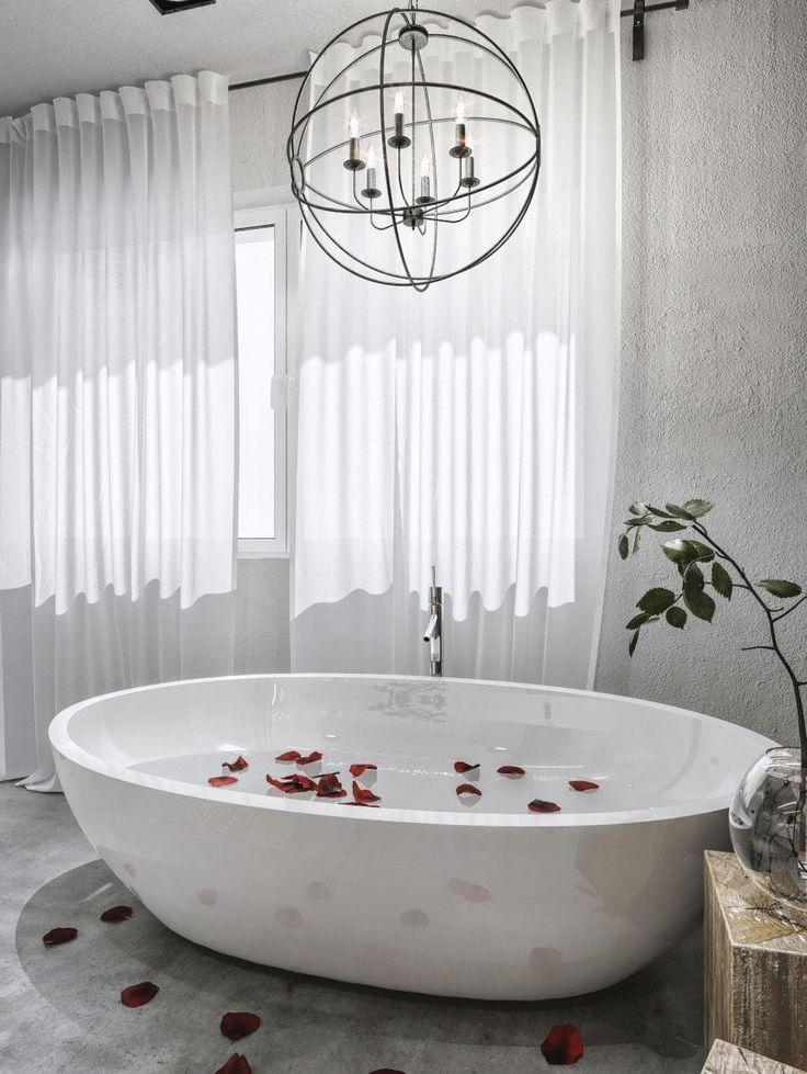 207 besten Badezimmer Bilder auf Pinterest Badezimmer - sternenhimmel für badezimmer