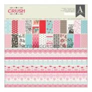 Crush - Paper Pad 12x12