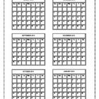 Calendar worksheet that shows all U.S Federal holidays along with a 12 month calendar that students use in order to fill the dates by coloring them...