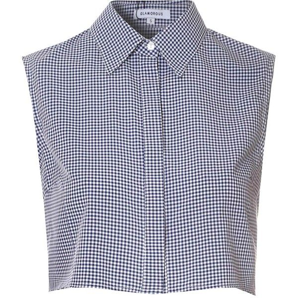 Best 25 blue shirt white collar ideas on pinterest blue for Cropped white collared shirt