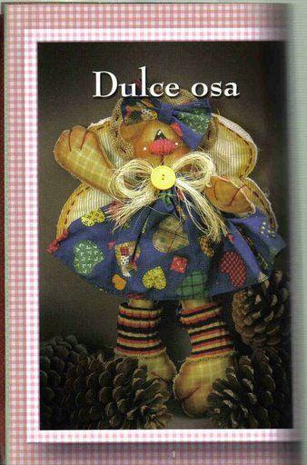 Muñecos Country Nº 30 - Nena Coqueta - Álbuns da web do Picasa