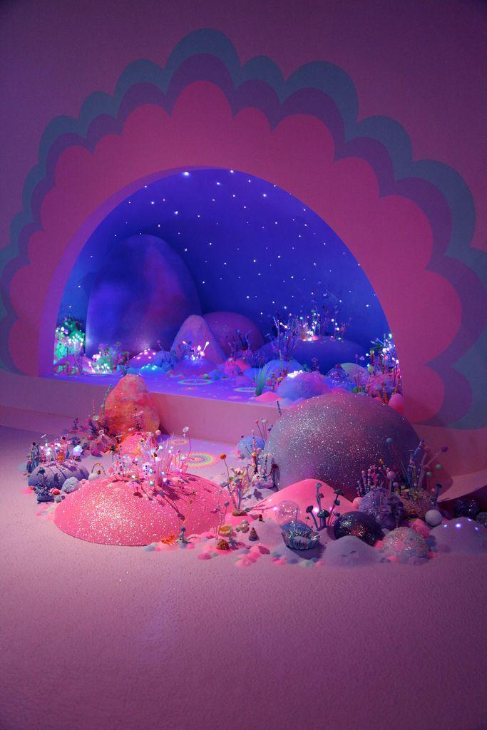 Pastels // mermaid land.