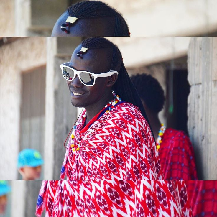 MASSAI #afrika #africa #beach #massai #massaiculture #zanzibar #tansania #kenya #pwanimchangani #kiwengwa #travel #nikon #gopro #coloures #red #sun #sunglasses by myworlddiscover @enthuseafrika