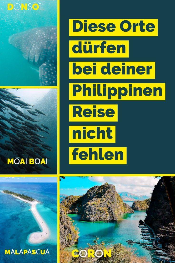 Diese Orte dürfen auf Ihrer Reise nach Philippinen nicht fehlen. In unserem Philipp ….   – Reise