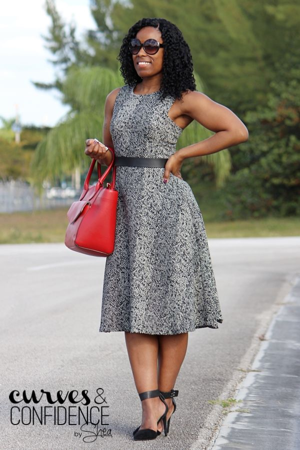 Work clothes for curvy women