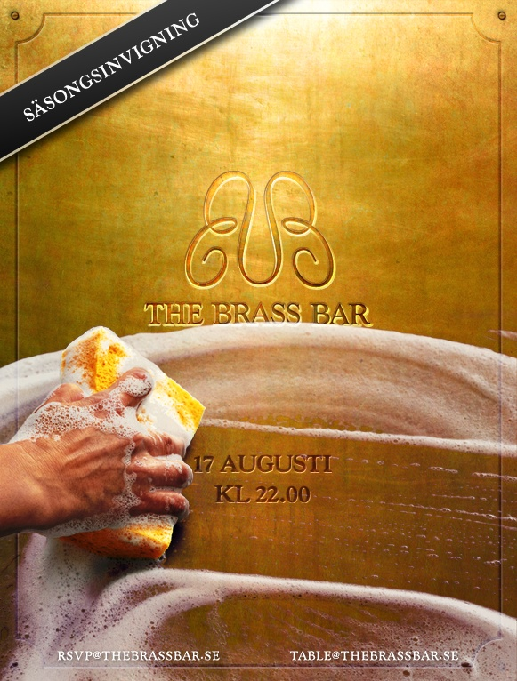 The Brass Bar - Season opener