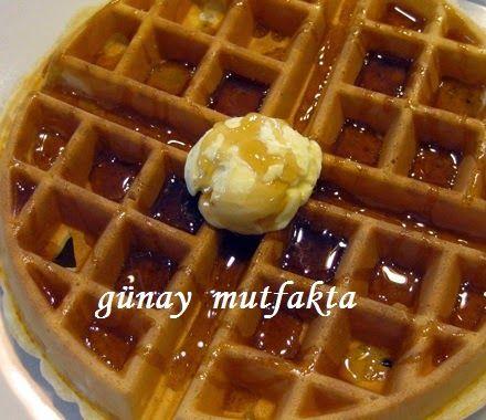 Günay Mutfakta: WAFFLE