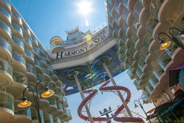 Boardwalk Harmony of the Seas, The Ultimate Abyss