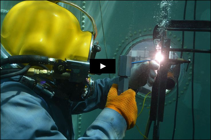 The underwater welding school in San Diego provides students with extensive training in their 44,000 gallon dive tank. The course follows AWS 3.6 standards tuition $16k.