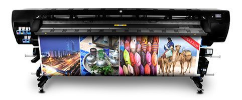 #HP Latex 280 wider format printer, prints up to 104 inches! #RCP