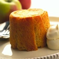 Apple Charlotte Recipe - as mentioned on Downton Abbey