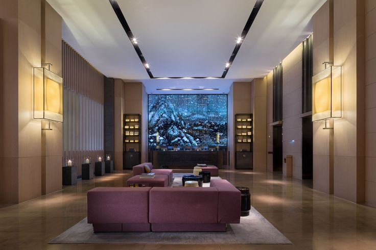 The East Hotel in HangZhou ,design by Andy Zon .