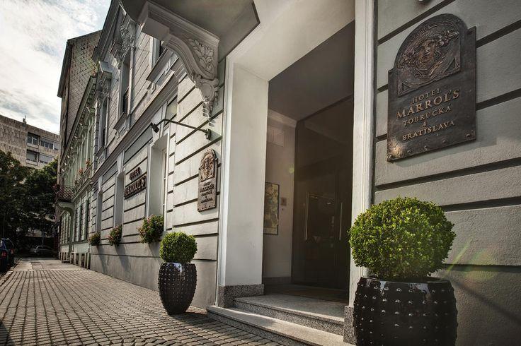 Marrol's Boutique Hotel - Bratislava #HotelDirect info: HotelDirect.com
