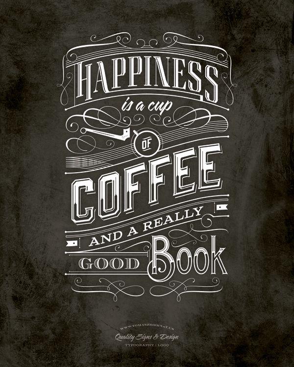 Coffee   Typography on Behance