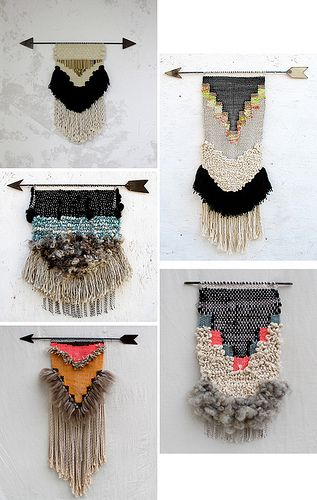 Microtrend: Let's Talk About Woven Wall Hangings | Flickr - Photo Sharing!