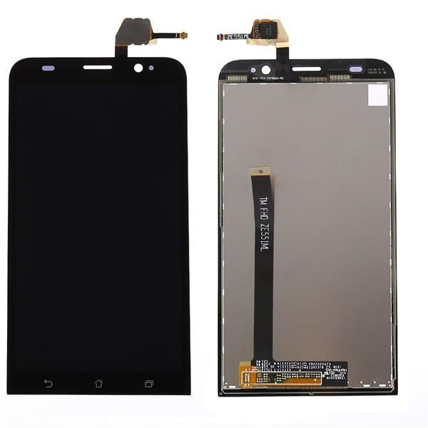 LCD DISPLAY + TOUCH DIGITIZER FOR ASUS ZENFONE 2 (black)